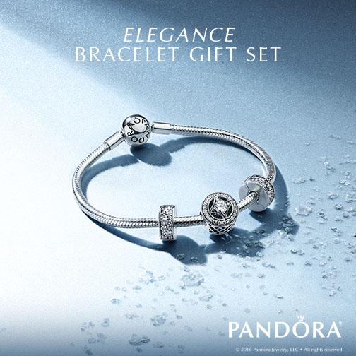Pandora- The Elegance Bracelet Gift Set - Palisades Center