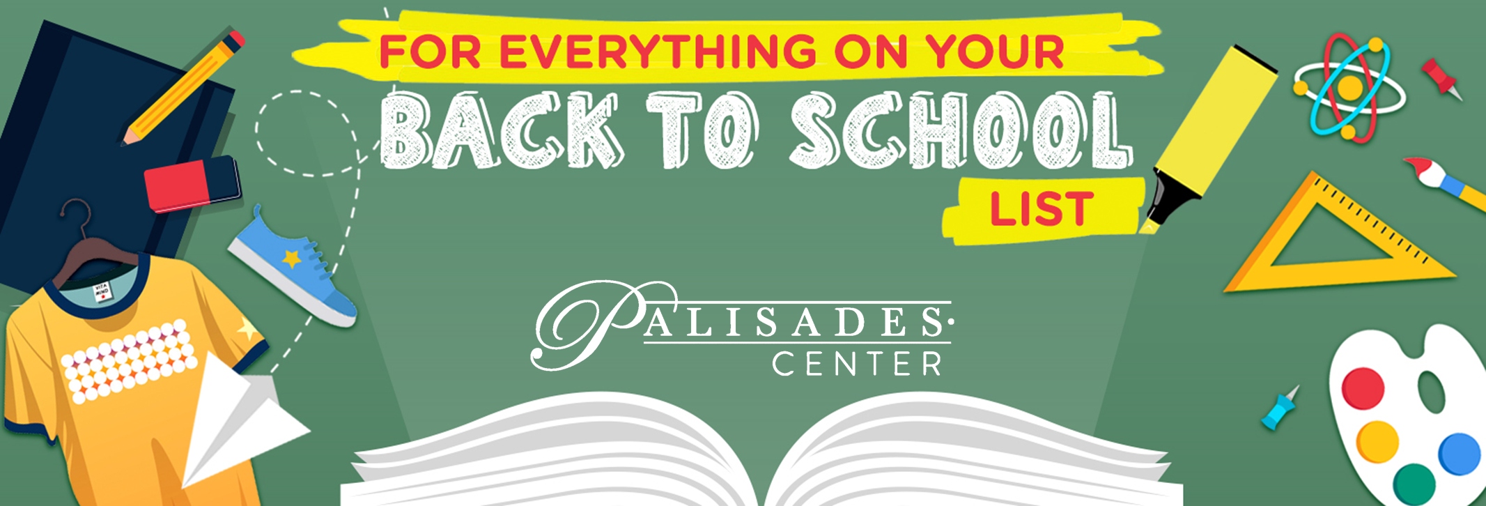 Palisades Center - Shopping, Dining and Entertainment in