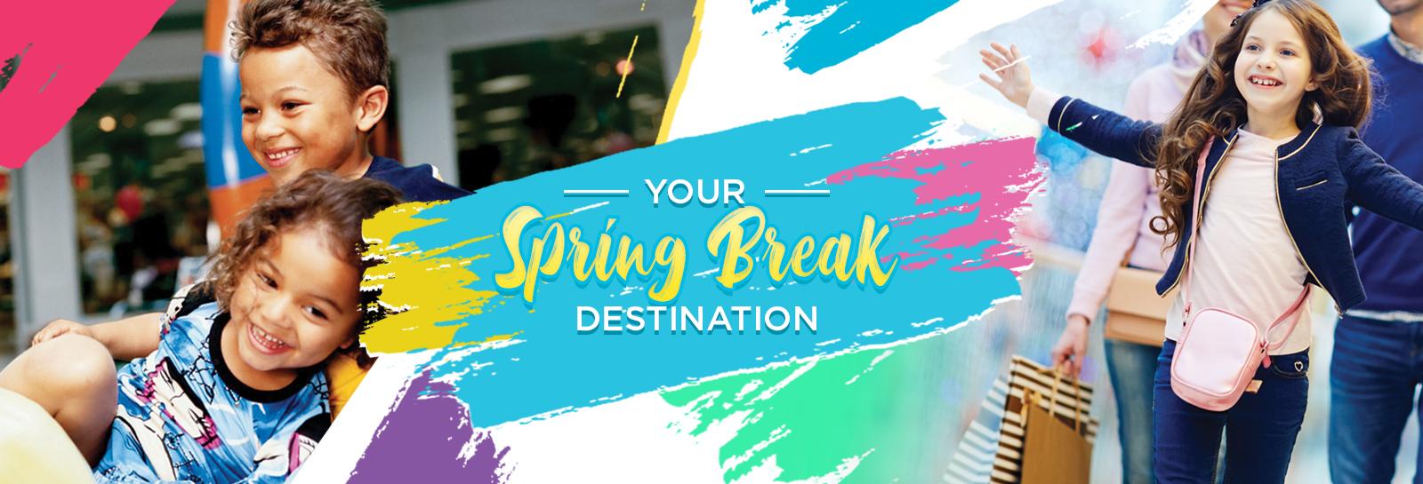 Slider Spring Break
