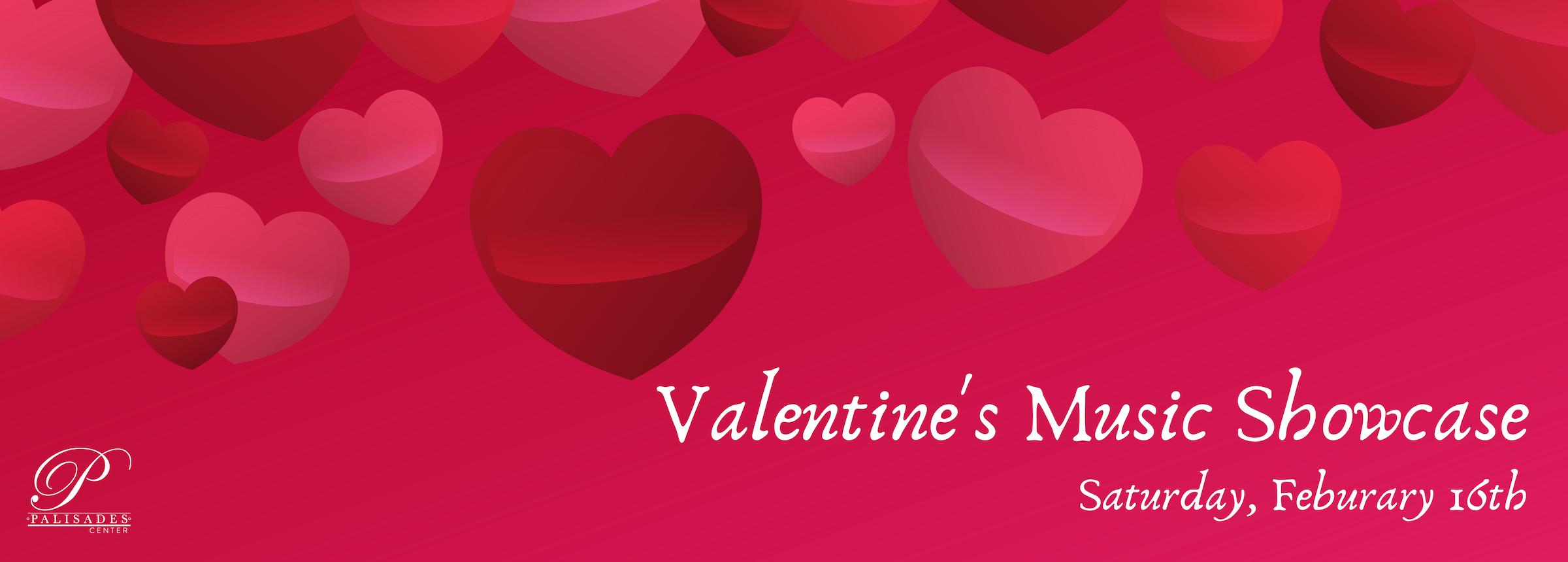 Valentine's Showcase 2019 Slider