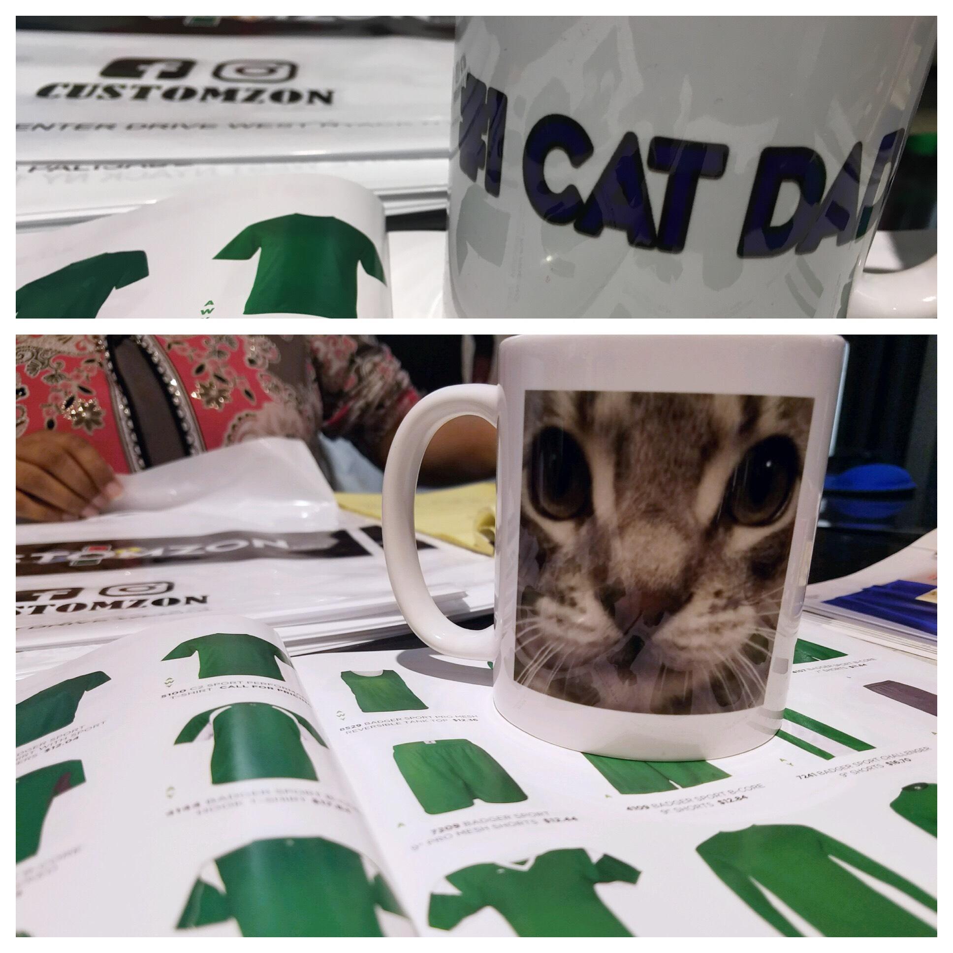 mcfly mug customzon