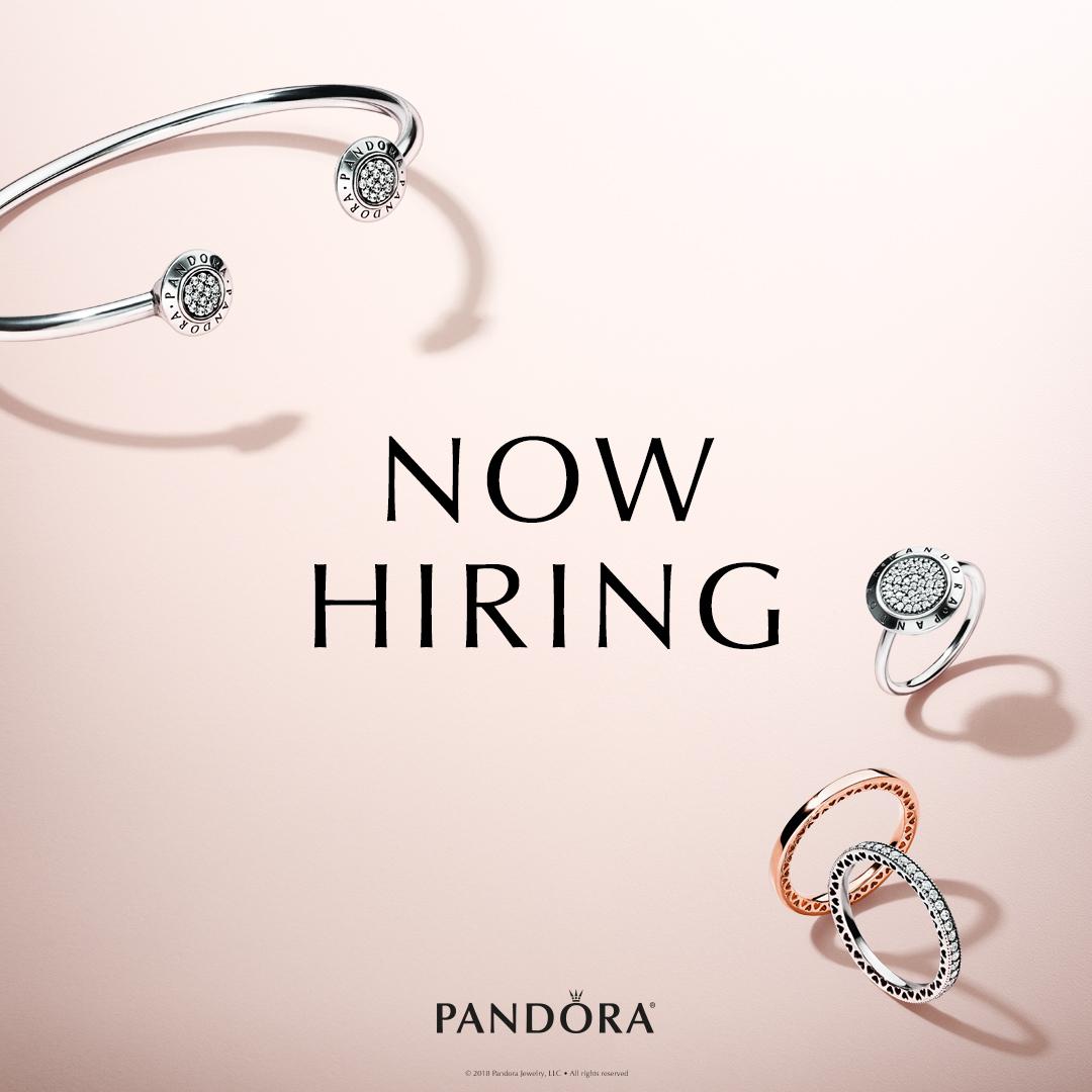 Part Time Sales Associate Roles At Pandora Jewelry Palisades Center