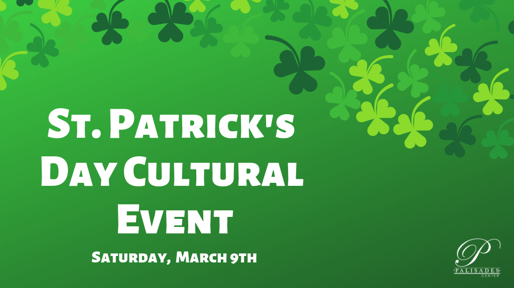 St. Patrick's Event Blog 2019