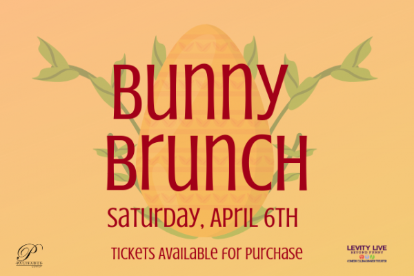 Bunny Brunch 2019 Marquee