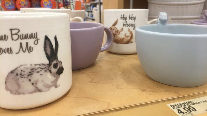 Bunny Mugs Target