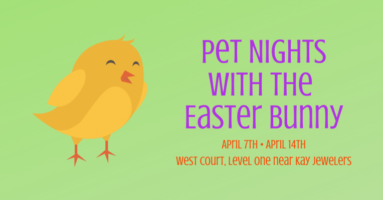 Pet Nights Easter 2019 FB Cover
