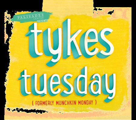 Palisades Center Tykes Tuesday Logo