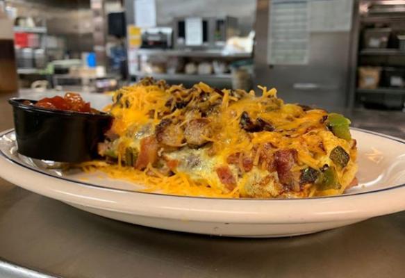 colorado omlette