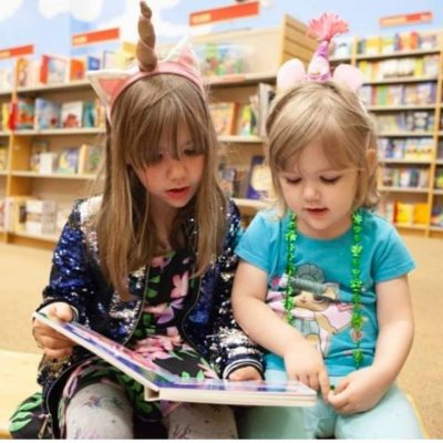 Barnes Noble Reading Session