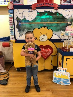 Build A Bear Birthday