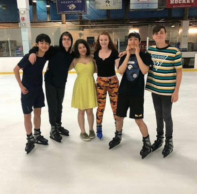 Ice Rink Friends