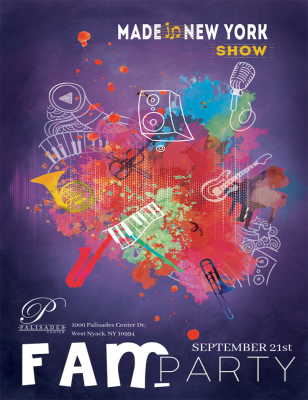 Palisades September 21st Madeinnyjazz Show