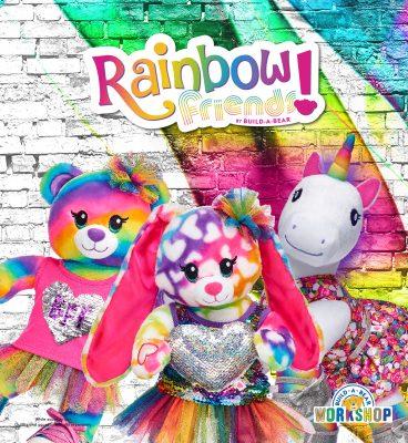 Rainbow AugustBB Small