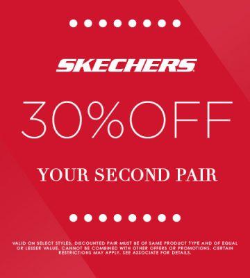 skechers 30 off