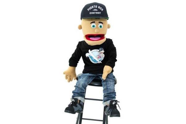 Joselito the Puppet at LLCC