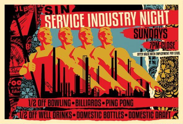 Industry Night LS