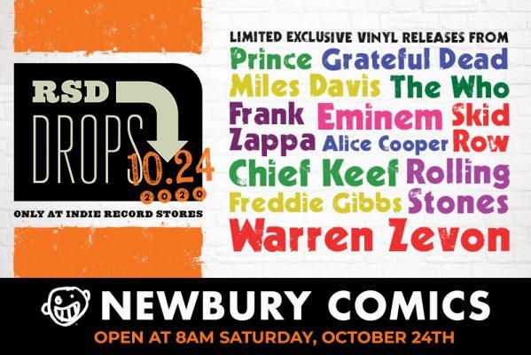 Newbury Comics RSD 10 24 Palisades 1