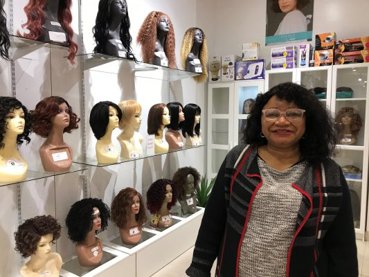 Cynthia Tusay, Owner of Hair You Go Palisades Center, Level One