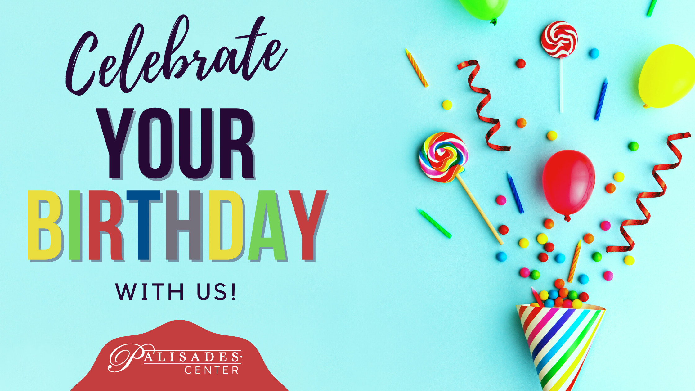 Celebrate your 2