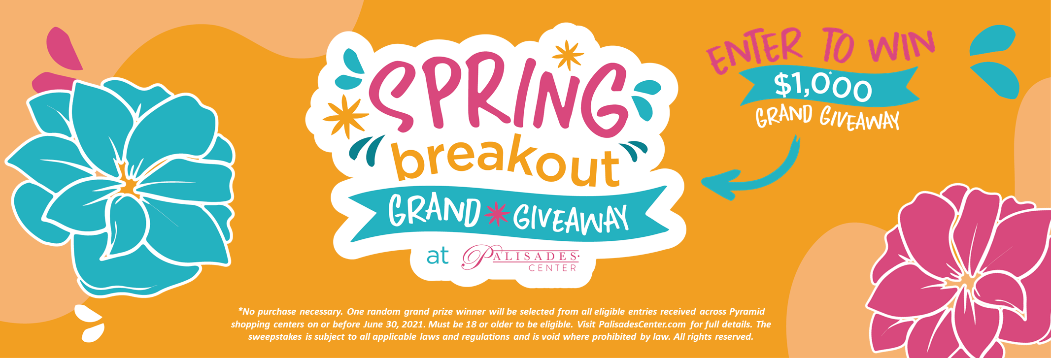 2021 03 25 Springbreakout Giveaway Page 1