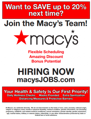 macys jobs