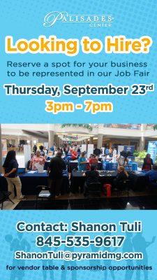 2021 07 26 Get Hired Job Fair Vendors PAL TULI